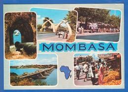 Kenia; Kenya; Mombasa - Kenya