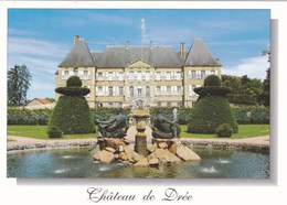 Curbigny - Château De Drée - Sans Légende - Vue Façade Principale - Frankrijk