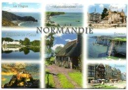 Normandie - La Hague - Arromanches - Honfleur - Etretat - Rouen - Le Mont-Saint-Michel - Bagnoles De L'Orne - Bagnoles De L'Orne