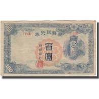 Billet, Korea, 100 Yen = 100 Won, KM:46a, TB - Korea, Zuid