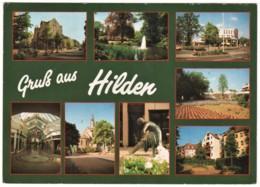 Hilden - Mehrbildkarte 1 - Hilden
