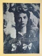 SUTRA JE VEC KASNO - Yugoslavia Movie Program-Publicité,- PIEREANGELI, VITORIO DE SIKA - Magazines