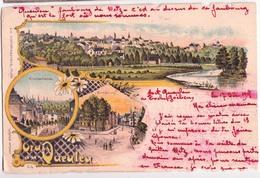 QUEULEU-LITHO A 3 VUES - Francia