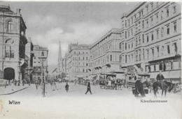 AK 0263  Wien - Kärntnerstrasse / Verlag Brüder Kohn Ca. Um 1910 - Wien Mitte