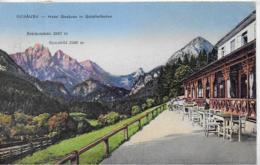 AK 0263  Hotel Gesäuse In Gstatterboden - Verlag Ledermann Um 1918 - Gesäuse