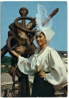 France - Les Sables D'Olonne - Folklore - Woman - Femme - Ohne Zuordnung