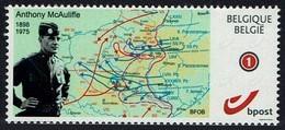 Belgien Belgie Belgium 2019 - General Nuts McAuliffe - Bastogne - MiNr 4229 A - Seconda Guerra Mondiale