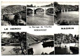 Nisramont - Le Hérou - Nadrin - Le Barrage De L'Ourthe - Houffalize