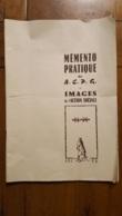 ANCIENS COMBATTANTS PRISONNIERS DE GUERRE A.C.P.G. LIVRE DE 32 PAGES AU BENEFICE DE SES OEUVRES SOCIALES - 1939-45