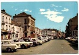 La Louvière - Place Jules Mansart - La Louviere