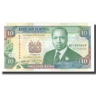 Billet, Kenya, 10 Shillings, 1994-01-01, KM:24f, NEUF - Kenia