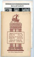 49. Grobe Auktion 1936 - Sehr Seltener Auktionskatalog Mit Den Bildtafeln - Catalogi Van Veilinghuizen