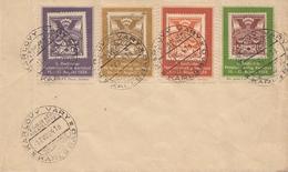 Karlsbad Deutscher Philatelisten Tag 1924 - Sonderstempel Und Marken - Allemagne