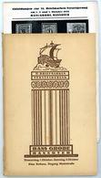 51. Grobe Auktion 1936 - Sehr Seltener Auktionskatalog Mit Den Bildtafeln - Catalogi Van Veilinghuizen