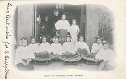 Burma  Group Of Cigar Makers Bur444 - Myanmar (Burma)