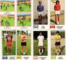 8 Images Panini Football 77. - Panini