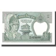 Billet, Népal, 2 Rupees, Undated (1981- ), KM:29b, NEUF - Népal