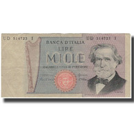 Billet, Italie, 1000 Lire, KM:101g, TB+ - [ 2] 1946-… : République