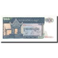 Billet, Cambodge, 100 Riels, Undated (1963-72), KM:12b, NEUF - Cambodia