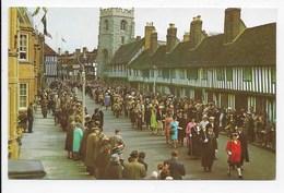400th Birthday Procession - Stratford-on-Avon - Stratford Upon Avon