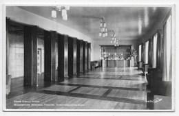 Dress Circle Foyer, Shakespeare Memorial Theatre - Stratford-on-Avon - Stratford Upon Avon