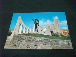 MONUMENTO AI CADUTI  MORTS WAR MEMORIAL GEFALLENEN DENKMAL BARCELLONA SICILIA - Monumenti Ai Caduti