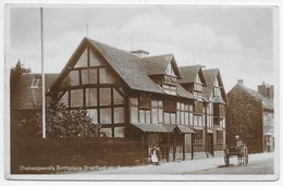 Shakespeare's Birthplace - Stratford-on-Avon - Stratford Upon Avon