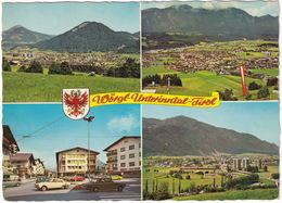 Wörgl: MAZDA LUCE, FORD TAUNUS 17M P3, SIMCA 1000, Hauptplatz - Unterinntal - (Tirol, Austria) - Passenger Cars