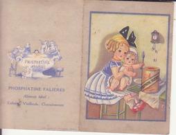"""Petit Calendrier 1928 """"phosphatine Fallières"""" - Klein Formaat: 1921-40"""