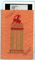 57. Grobe Auktion 1938 - Sehr Seltener Auktionskatalog Mit Den Bildtafeln - Catalogues De Maisons De Vente