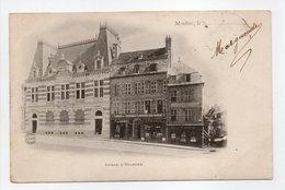 - CPA MOULINS (03) - Caisse D'Epargne 1902 (FABRIQUE DE COURONNES FUNERAIRES BON MARCHÉ) - - Moulins