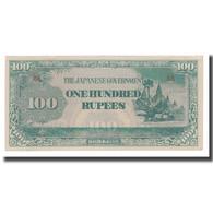 Billet, Birmanie, 100 Rupees, Undated (1944), KM:17b, NEUF - Myanmar