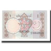 Billet, Pakistan, 1 Rupee, Undated (1983- ), KM:27j, NEUF - Pakistan