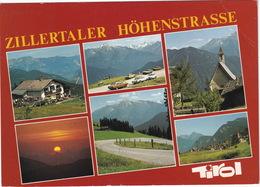 Zillertaler Höhenstrasse: AUDI 80 B1, FORD TAUNUS TC2, GRANADA, RENAULT 4, MAZDA 616, SIMCA 1100 - (Tirol, Austria) - Passenger Cars