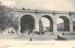 34-LAMALOU LES BAINS-N°287-A/0251 - Lamalou Les Bains
