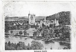 Aberdeenshire. Balmoral Castle In 1902. - Aberdeenshire