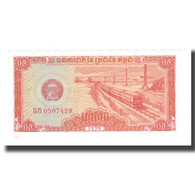 Billet, Cambodge, 0.5 Riel (5 Kak), 1979, 1979, KM:27A, NEUF - Cambodia