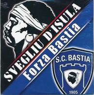 CD Corse Forza Bastia Neuf Sous Blister - Autres