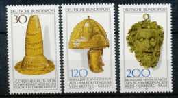 [74024]TB//**/Mnh-Allemagne 1977, Patrimoine Archéologique, Sujets Divers, Série Complète. - Archéologie