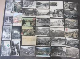 Lot De 45 CPA + 1 Carnet De 10 Vues PONT En ROYANS - Isère - Lire Descriptif - 2 Scans - Pont-en-Royans