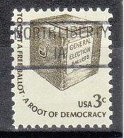 USA Precancel Vorausentwertung Preo, Locals Iowa, North Liberty 841 - Vereinigte Staaten