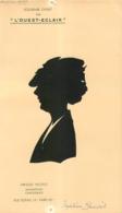 Arnold Pacifici, Silhouettiste Caricaturiste, Souvenir N° 3, Avril 1939 - Silhouette - Scissor-type