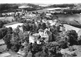 64-MORLANNE- CHATEAU XIIIeS VUE AERIENNE - Autres Communes