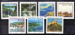 Serie De Croacia N ºYvert 233/39 ** - Croacia