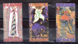 Serie De Croacia N ºYvert 275/77 ** - Croacia