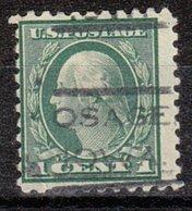 USA Precancel Vorausentwertung Preo, Locals Iowa, Osage 521, Perf. 10x10 - Vereinigte Staaten