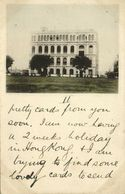 China, HONG KONG, Central District, Hong Kong Club (?) (1900) Postcard - China (Hong Kong)