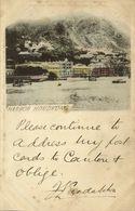China, HONG KONG, Harbor Scene (1900) Postcard - China (Hong Kong)