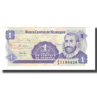 Billet, Nicaragua, 1 Centavo, Undated (1991), Undated (1991), KM:167, NEUF - Nicaragua