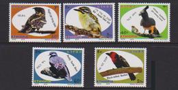 Ethiopia - Ethiopie (2018) - Set -  /  Aves - Birds - Oiseaux - Vogel - Vogels